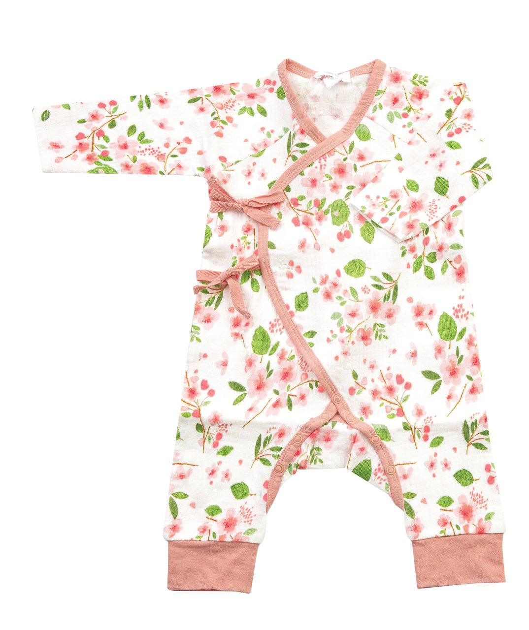 Angel Dear Cherry Blossom Wrap Coverall
