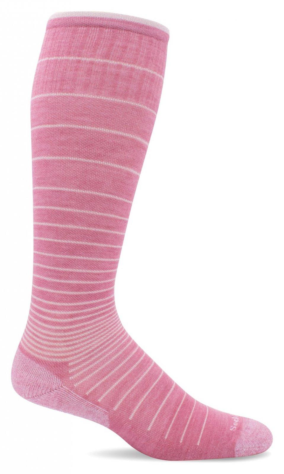 W's Sockwell Circulator Compression Sock - Lotus Sparkle