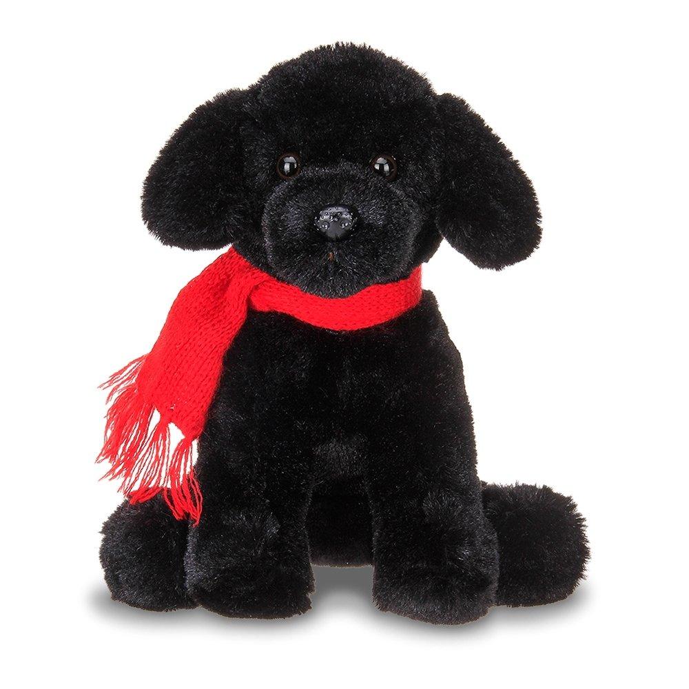Cole The Black Dog Stuffed Animal