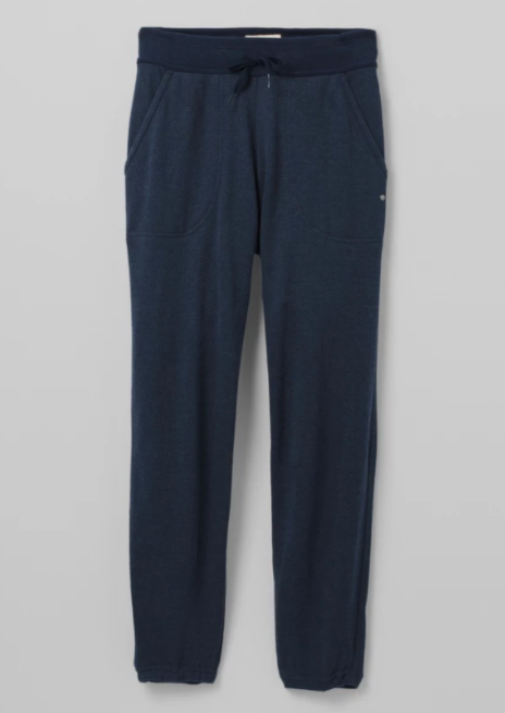 W's Prana Cozy Up Ankle Pant in Nautical Heather