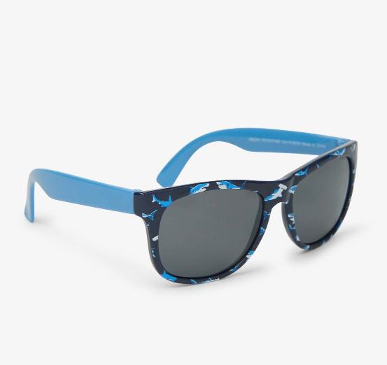 Hatley Kids Deep Sea Sharks Sunglasses