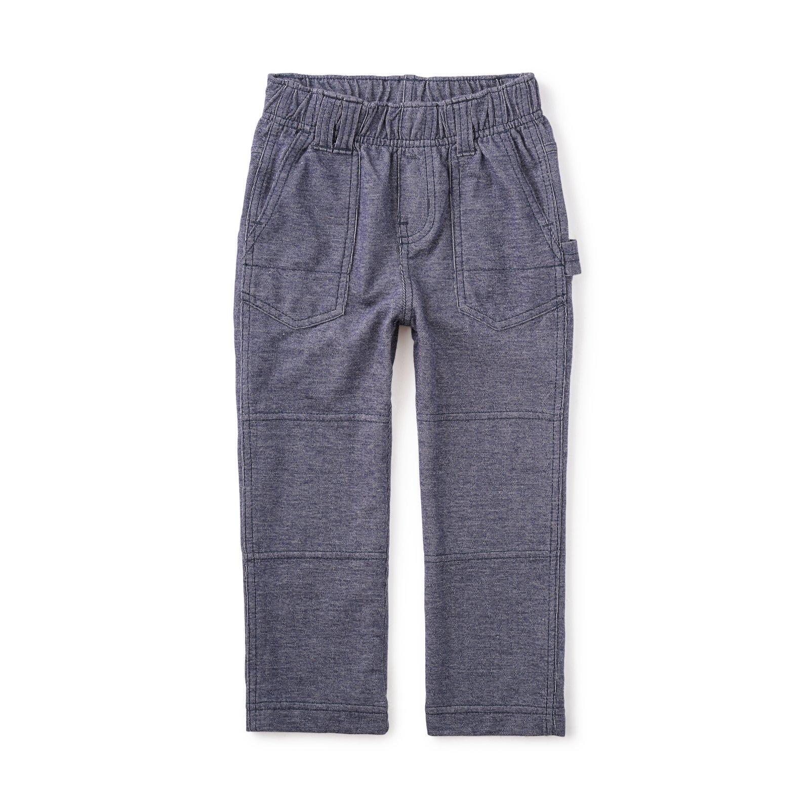 Boys Denim Like Playwear Pant