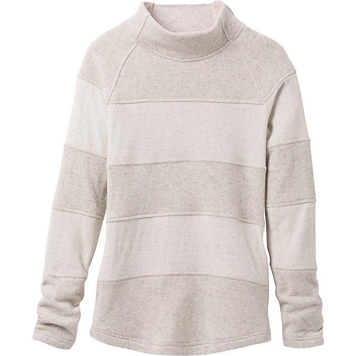 W's Prana Dessau Sweater- Bone