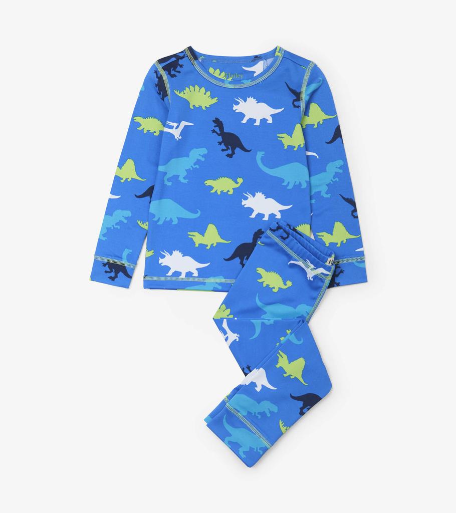 Boys Hatley Dino Herd Ski Underwear