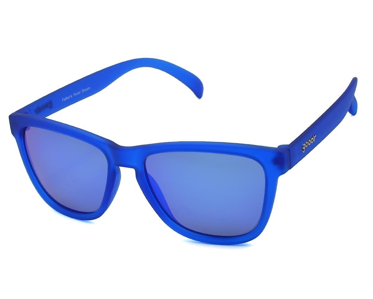 Goodr Non-Slip Polarized Sunglasses -  Falkor's Fever Dream