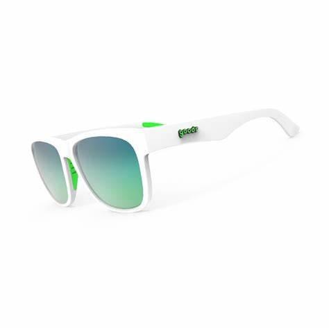 Goodr Large Frame Non-Slip Polarized Sunglasses - Gangster Amrapper