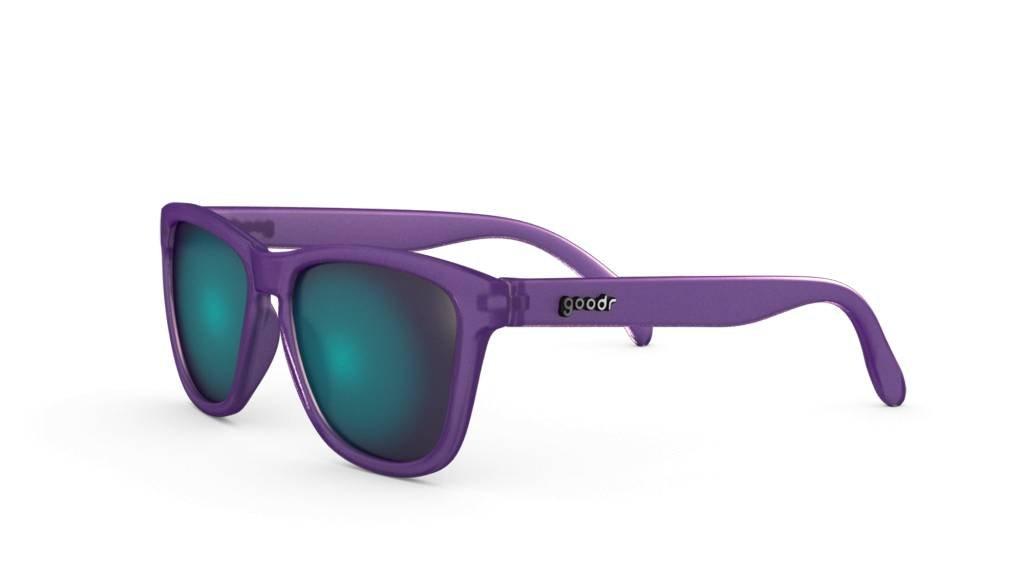 Goodr Non-Slip Polarized Sunglasses -  Gardening with a Kraken