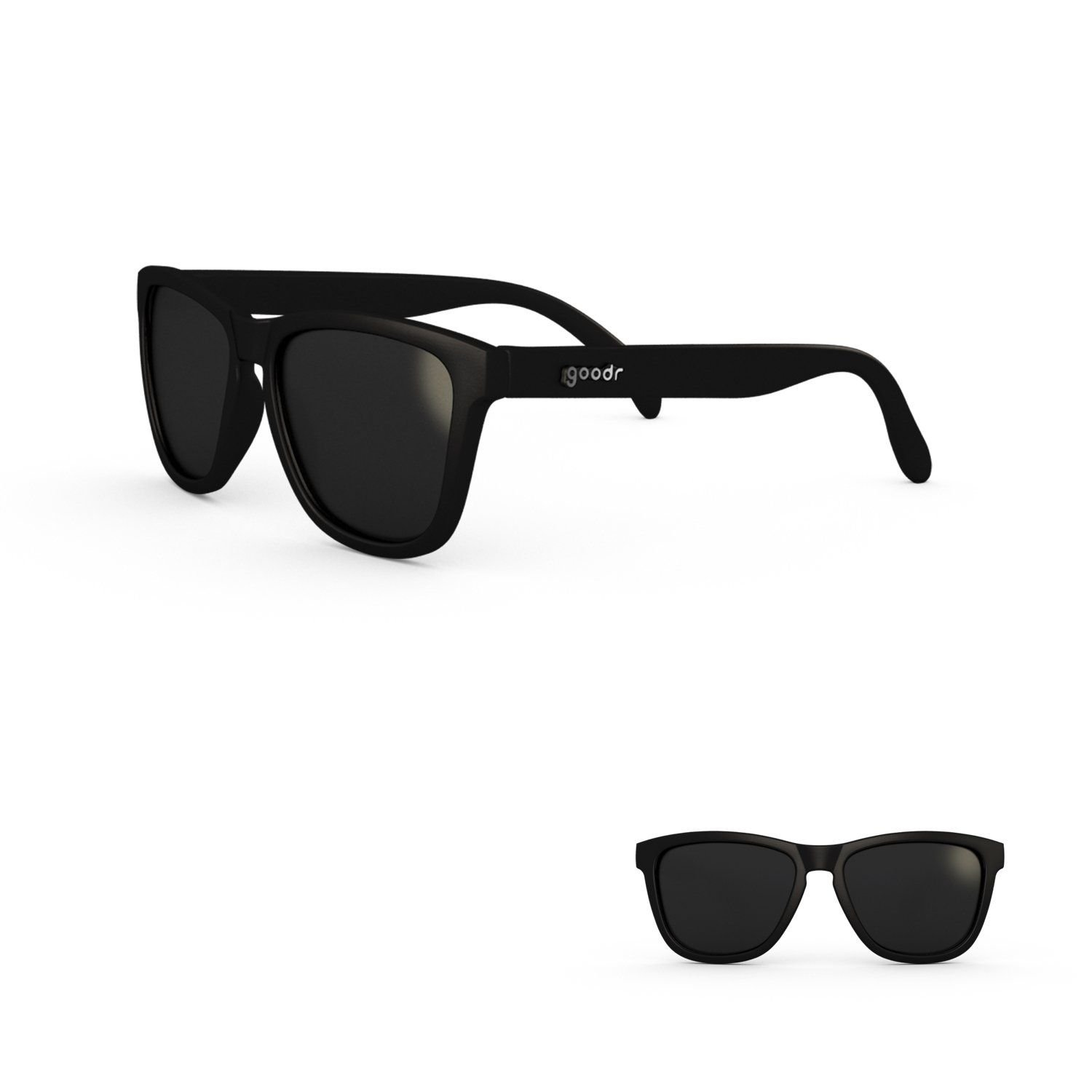Goodr Non-Slip Polarized Sunglasses - A Ginger's Soul