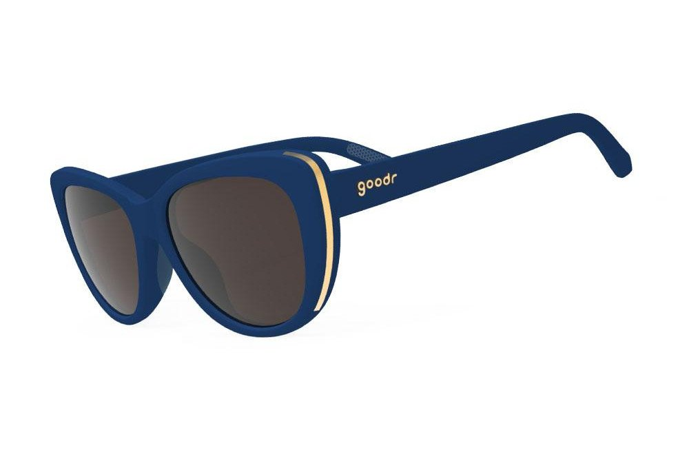 Goodr Ladies Non-Slip Sunglasses - Mind The Wage Gap Wedge