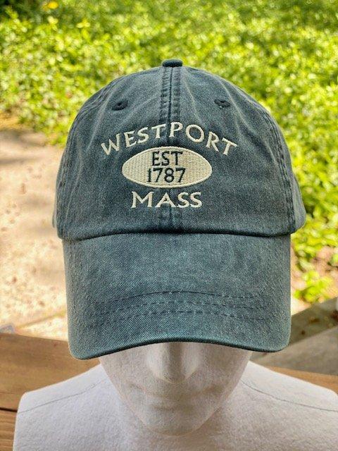 Westport Hat Established 1787 - Navy Blue