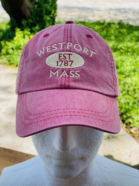 Westport Hat Established 1787 - Nantucket Red