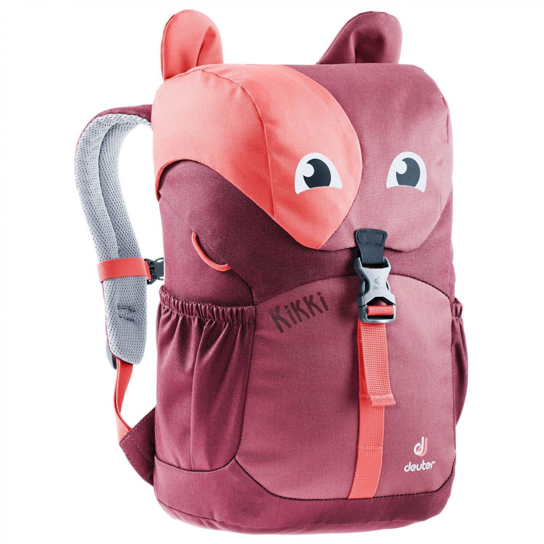 Deuter Kid's Kikki Backpack - Hotpink Maroon