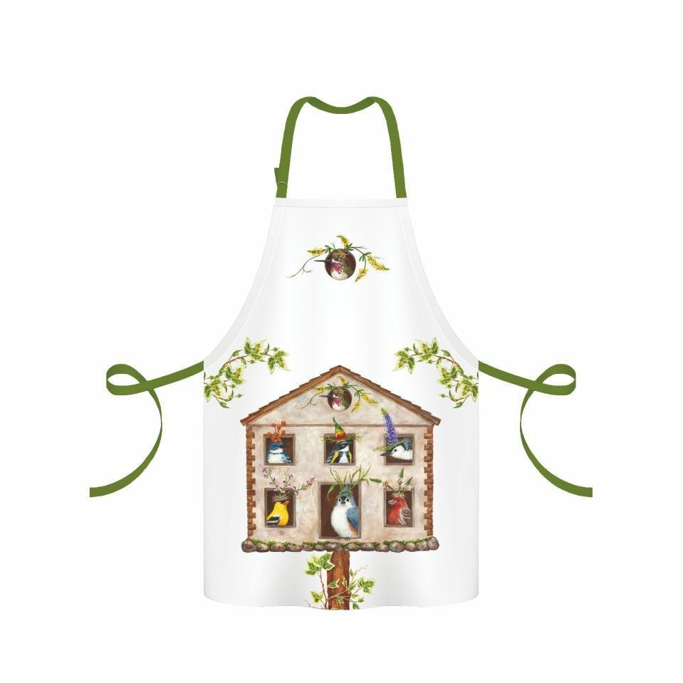 'House Party' Bird Apron by PPD