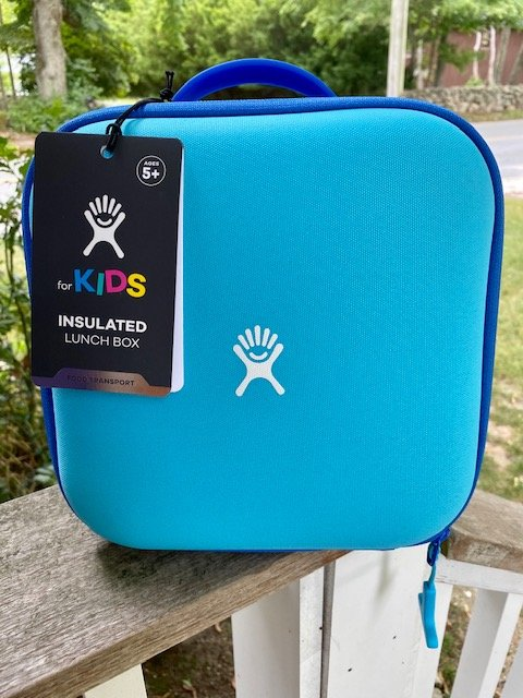 HydroFlask Kids Insulated Lunch Box Small - Ocean/WhaleBlue