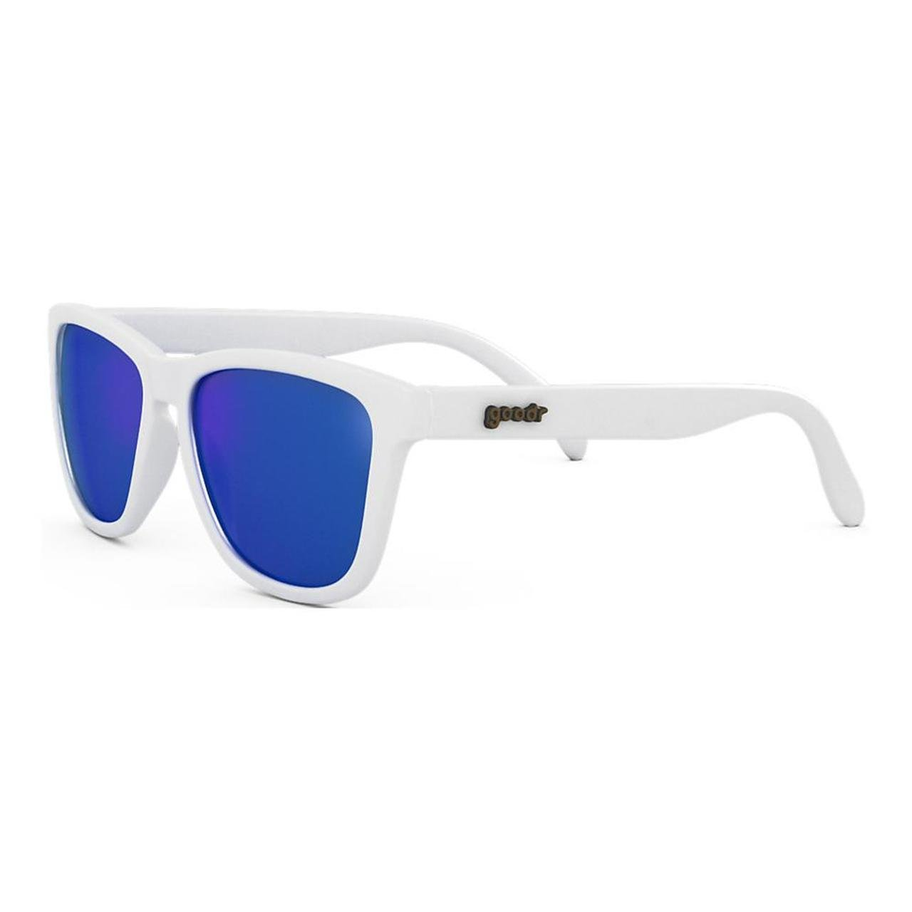 Goodr Non-Slip Polarized Sunglasses - Iced by Yetis