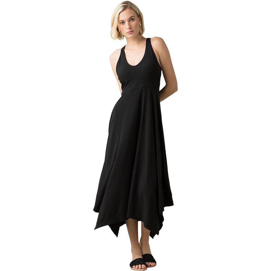 Prana Josepina Maxi Dress-  Black
