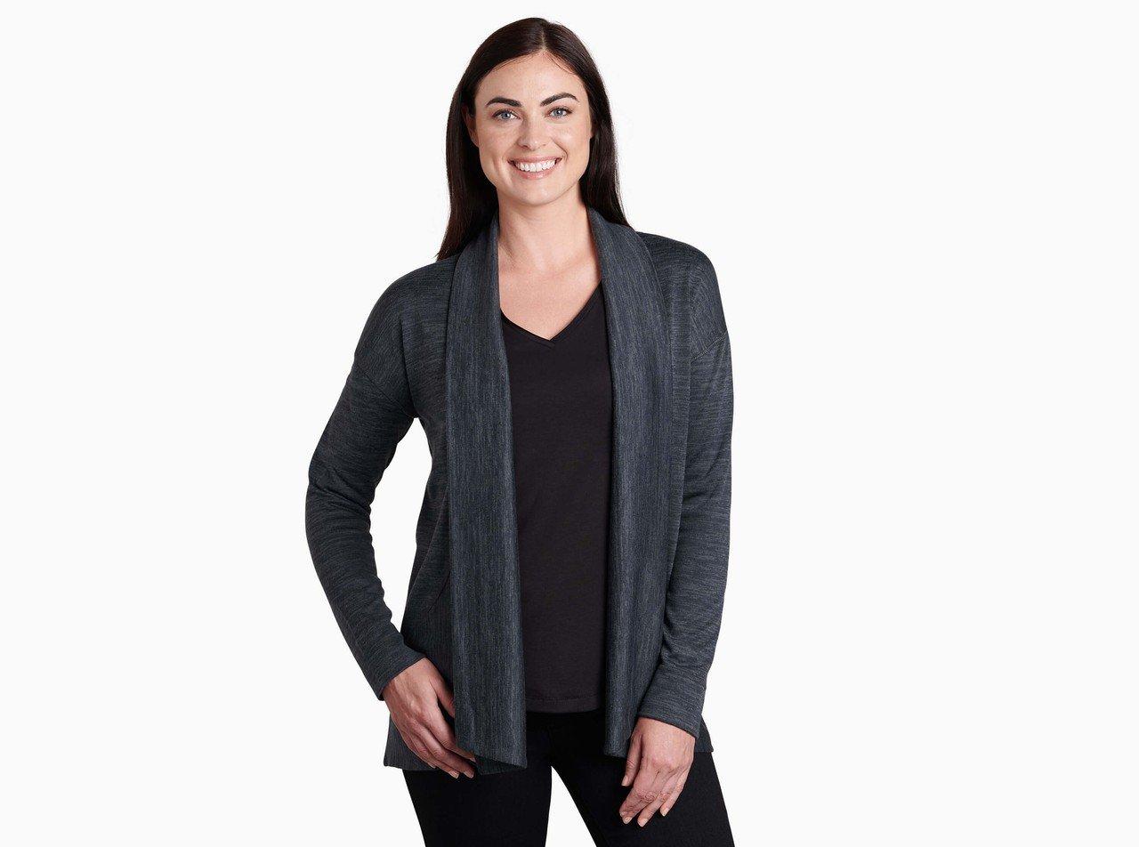 Women's Kuhl Lea Wrap in Carbon