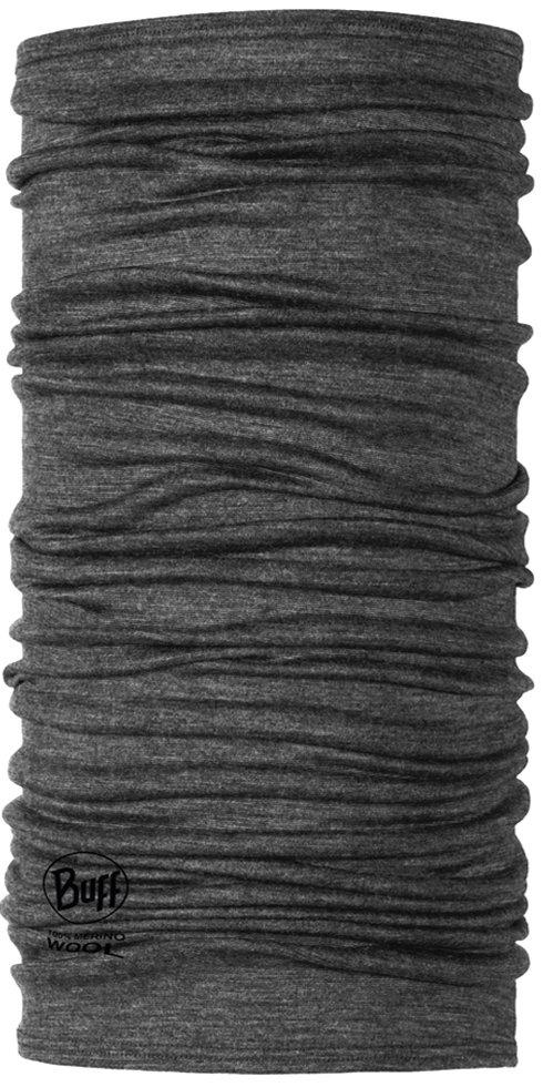 Buff Headwear Lightweight Merino Wool - Grey