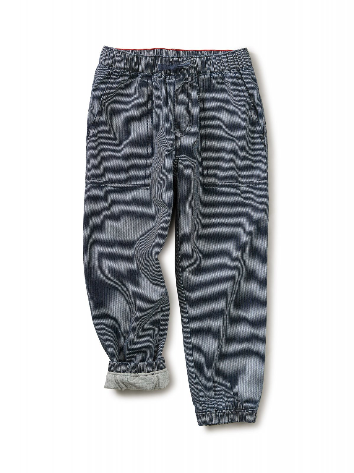 Boys Lined Railroad Jogger by Tea Collection
