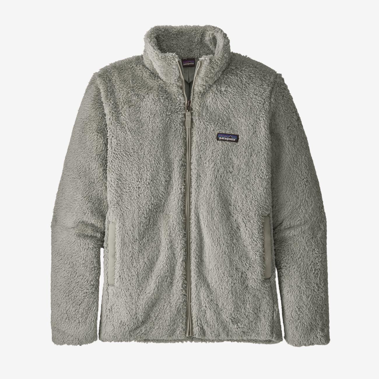 W's Patagonia Los Gatos Jacket in Salt Grey