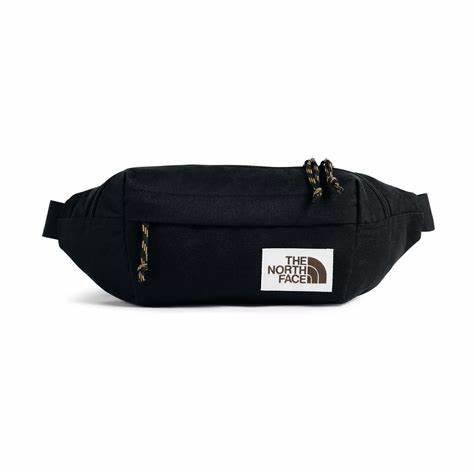 North Face Waist/Lumbar Pack Black