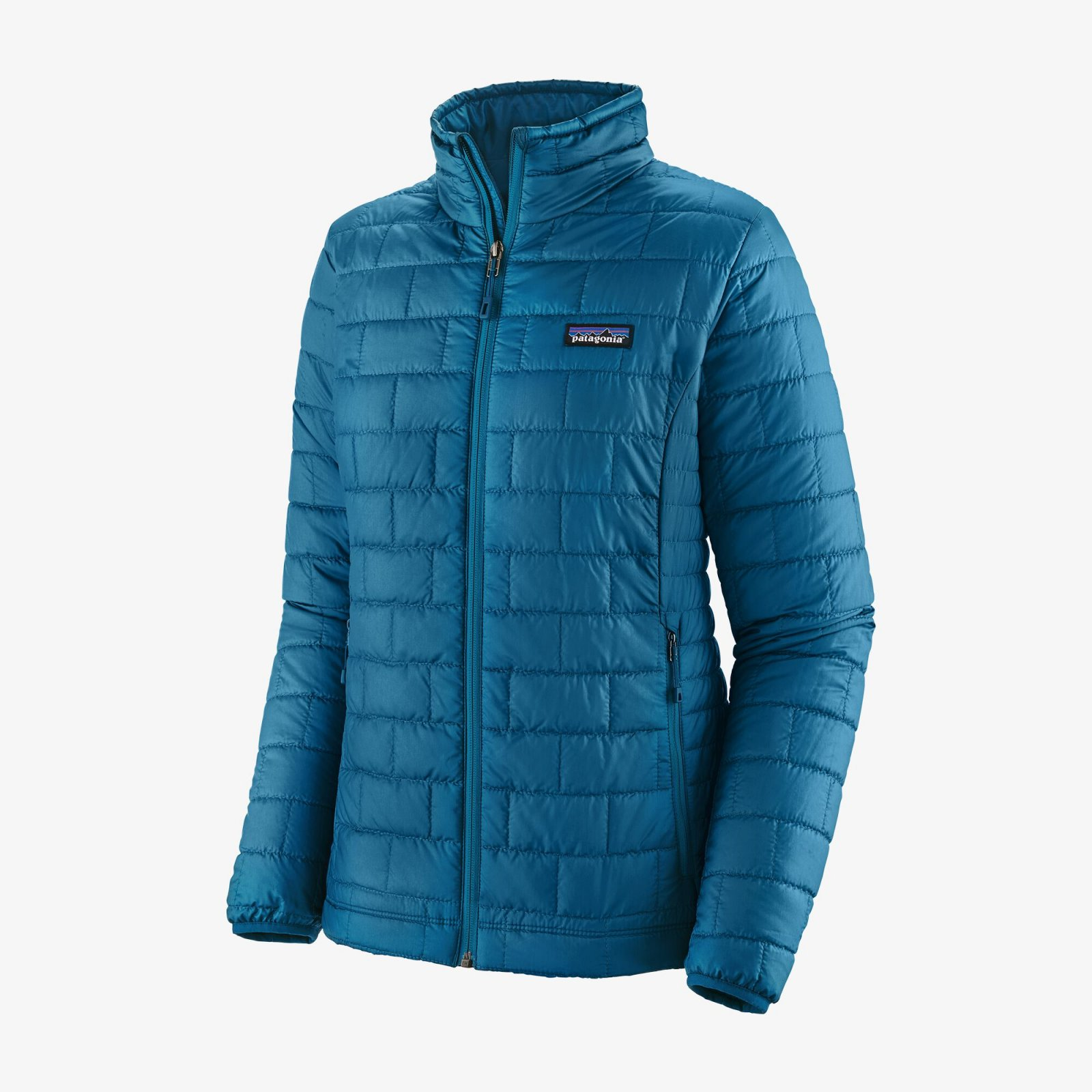 W's Patagonia Nano Puff Jacket Steller Blue