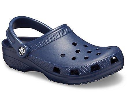 Adult Crocs Classic Navy Blue