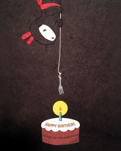 Good Paper Cards - Ninja Birthday SALE