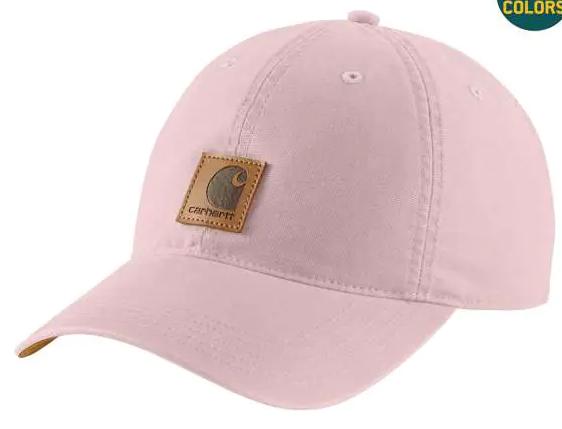 Carhartt Odessa Cap - Light Pink 102427 V15