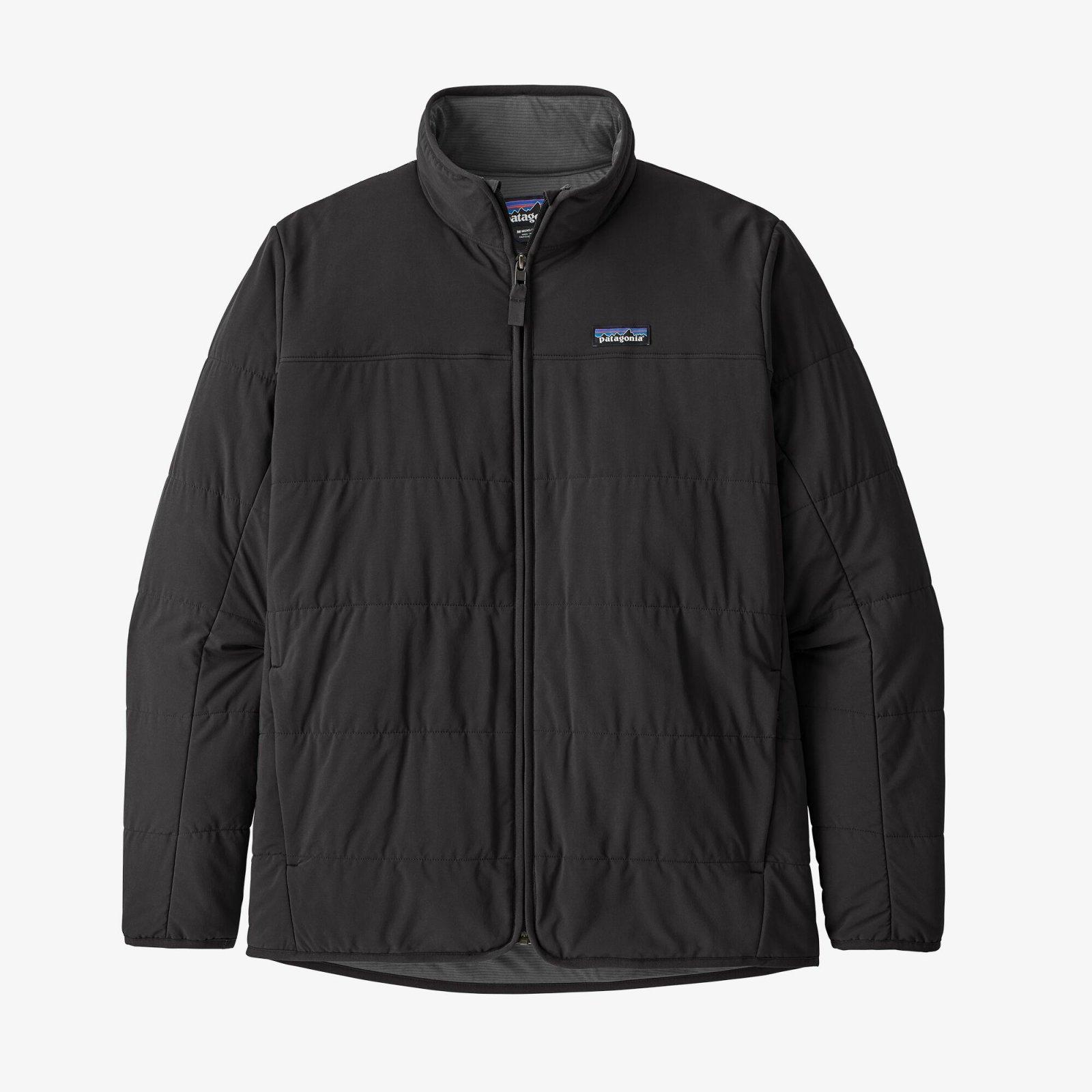 M's Patagonia Pack In Jacket in Black