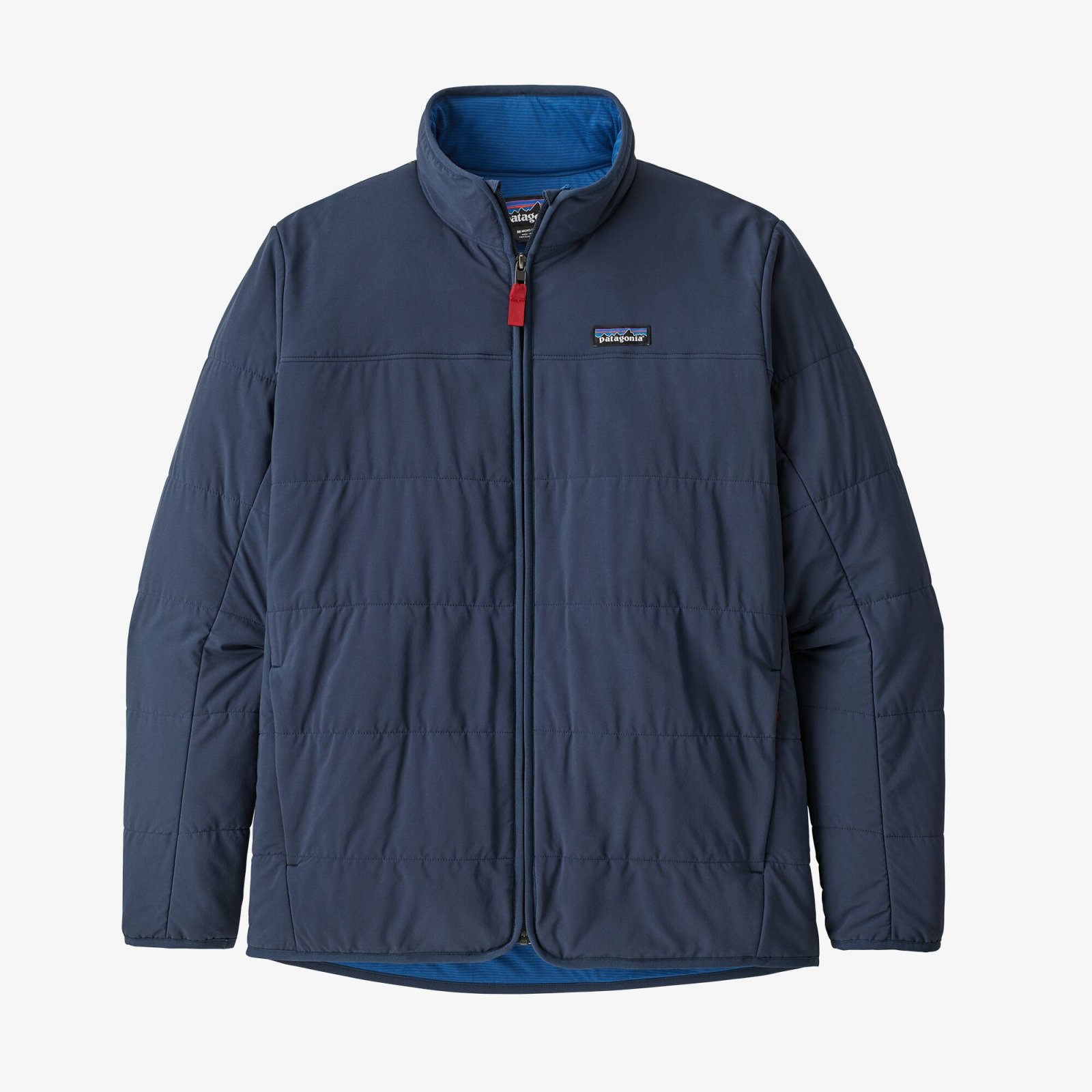 M's Patagonia Pack In Jacket in New Navy