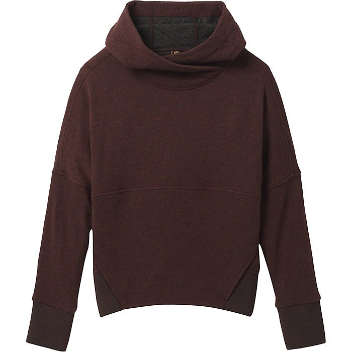 W's Prana Paskal Sweater- Raisin SALE