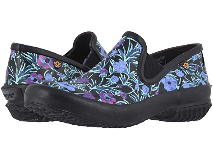 W's Bogs Waterproof Patch Vine Slip-On