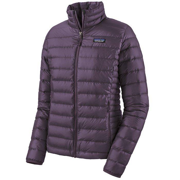 W's Patagonia Down Sweater Jacket - Piton Purple