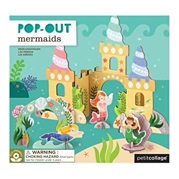 Pop-Out Mermaids Characters & Castle SALE