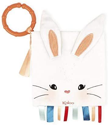 Kaloo Activity Book - Rabbit In Love