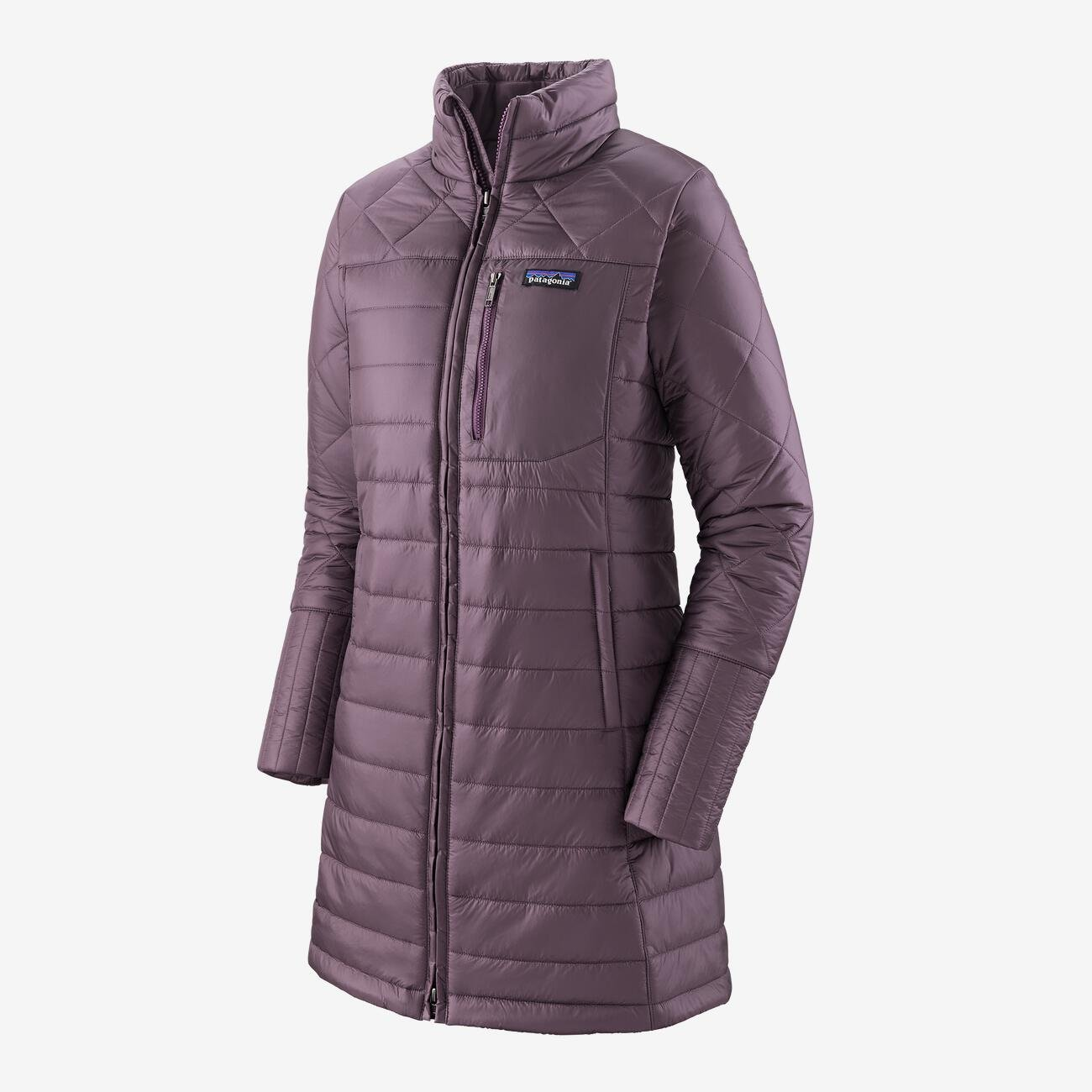 W's Patagonia Radalie Parka in Hysop Purple