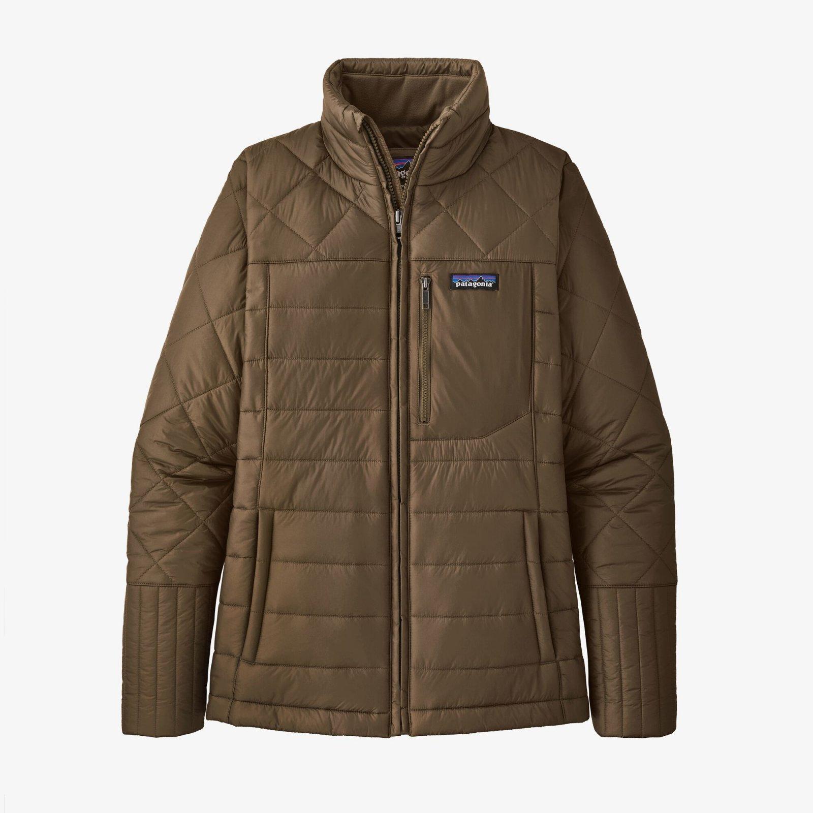 W's Patagonia Radalie Jacket - Topsoil Brown