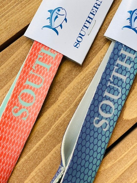 Southern Tide Eyewear Retainer - Fish Scales (2 Colors)