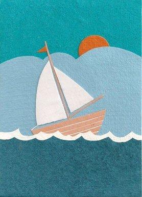 Good Paper Cards - Sail Away