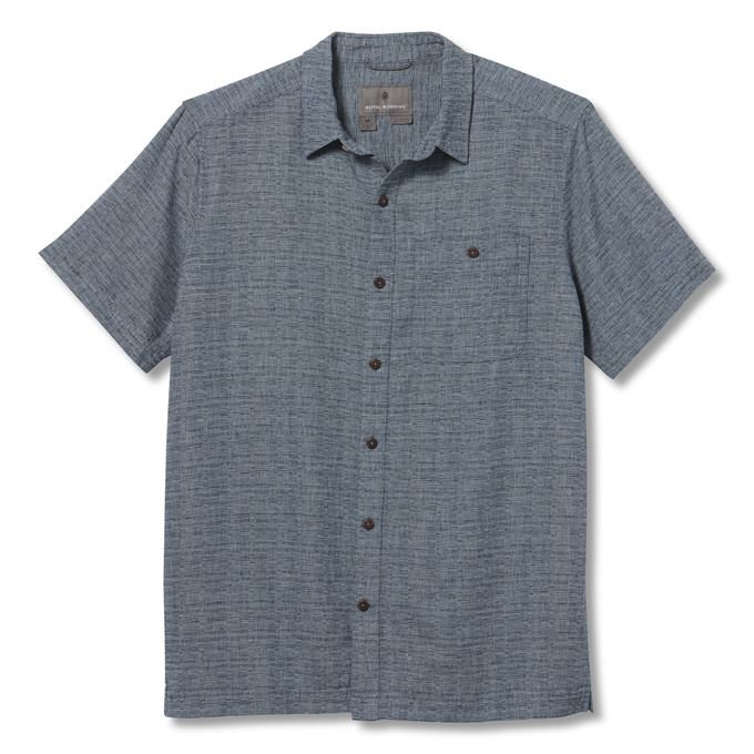 M's Salton City Short Sleeve Button Up by Royal Robbins