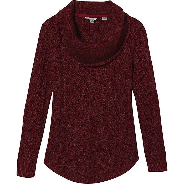 W's Sierra Pullover II Sweater Raspberry by Royal Robbins