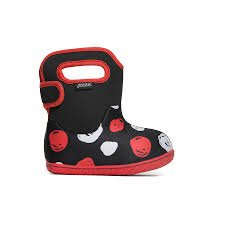 Baby Bogs SK Dot Red Black