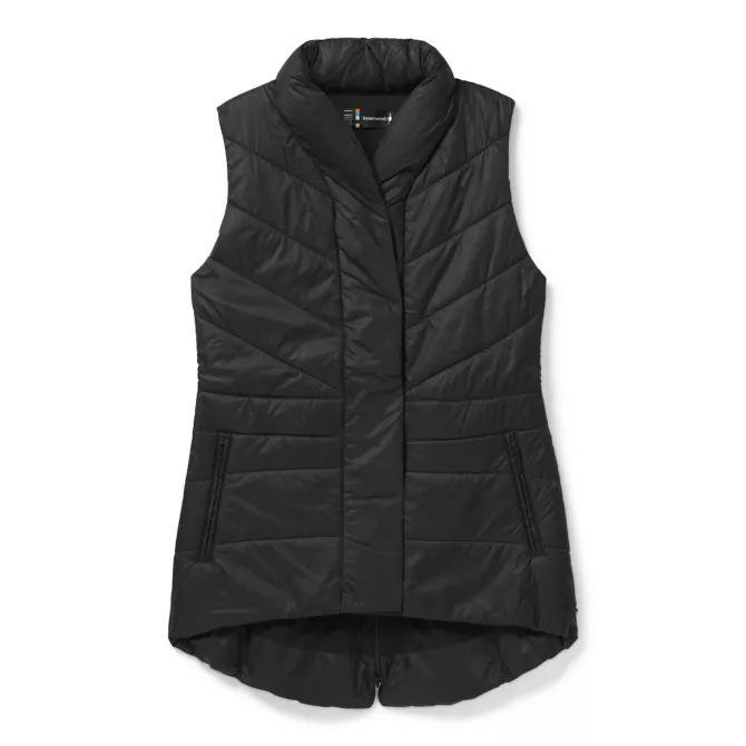 W's Smartwool Smartloft 150 Vest - Black