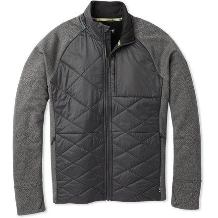 Men's Smartwool Smartloft 120 Jacket -  Black