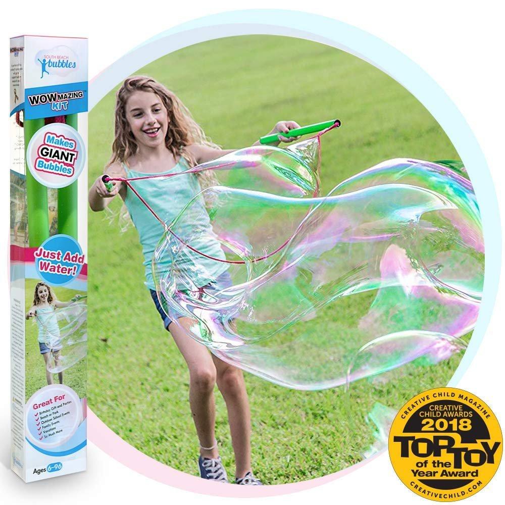 South Beach Bubbles Giant Bubble Making Kit