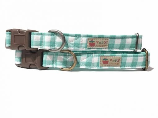 Collar & Leash Collection - Spearmint