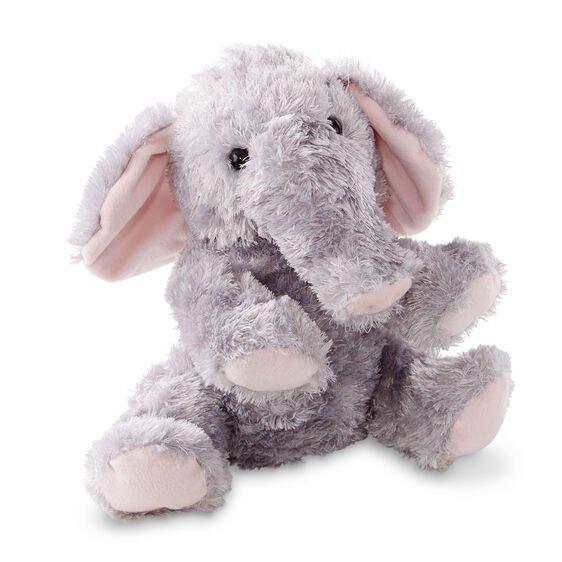 Sterling Elephant Plush