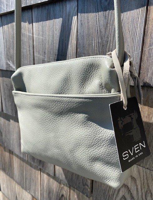 Sven USA Oblong Slip Pocket Leather Purse SALE