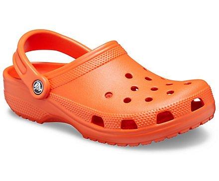Adult Crocs Classic Tangerine